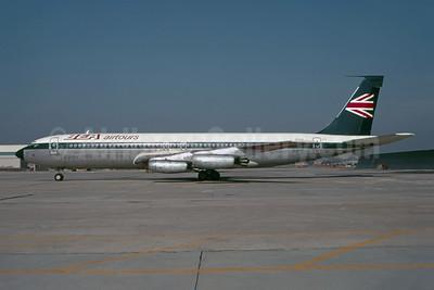 BEA airtours Boeing 707-436 G-APFK (msn 17712) JFK (Harry Sievers - Bruce Drum Collection). Image: 955325.