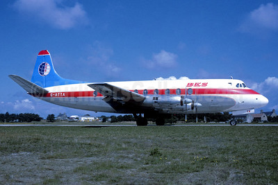 BKS Air Transport Vickers Viscount 745D G-ATTA (msn 124) JER (Jacques Guillem Collection). Image: 937775.