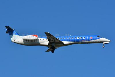 BMI Regional Embraer ERJ 145EP (EMB-145EP) G-RJXH (msn 145442) BSL (Paul Bannwarth). Image: 945719.