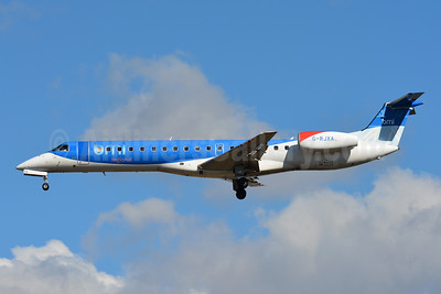 BMI Regional Embraer ERJ 145EP G-RJXA (msn 145136) TLS (Paul Bannwarth). Image: 945714.
