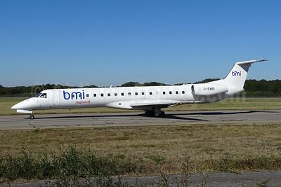 BMI Regional Embraer ERJ 145EU (EMB-145EU) G-EMBI (msn 145126) NTE (Paul Bannwarth). Image: 945720.