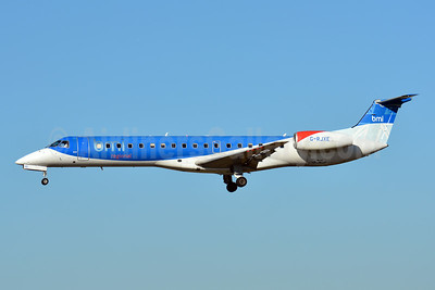 BMI Regional Embraer ERJ 145EP (EMB-145EP) G-RJXE (msn 145245) TLS (Paul Bannwarth). Image: 945717.