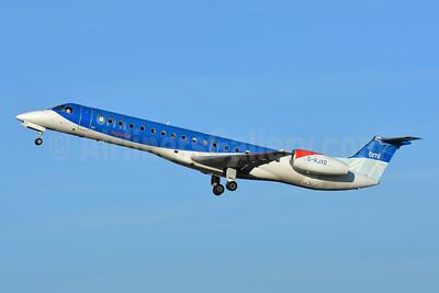 BMI Regional Embraer ERJ 145EP (EMB-145EP) G-RJXD (msn 145207) BSL (Paul Bannwarth). Image: 945716.