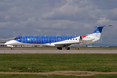 BMI Regional Embraer ERJ 145EP (EMB-145EP) G-RJXC (msn 145153) MAN (Antony J. Best). Image: 945715.
