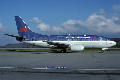 Promoting the London Heathrow - Zurich route