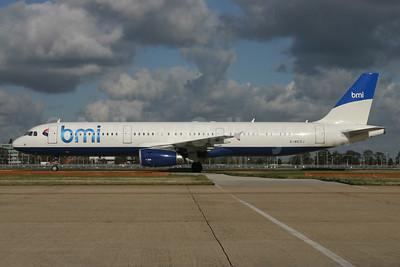 British Airways-BMED hybrid livery