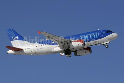 bmi (British Midland International) Airbus A319-131 G-DBCG (msn 2694) GVA (Paul Denton). Image: 905957.