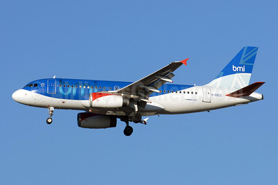 bmi (British Midland International) Airbus A319-131 G-DBCC (msn 2194) LHR (Rolf Wallner). Image: 907239.