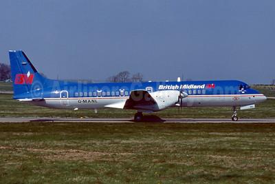 British Midland Airways-BM BAe ATP G-MANL (msn 2003) EMA (SM Fitzwilliams Collection). Image: 936962.