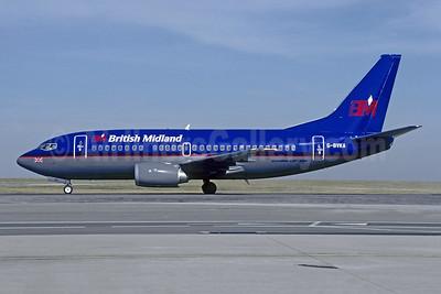 British Midland Airways-BM Boeing 737-59D G-BVKA (msn 24694) CDG (Christian Volpati). Image: 946431.