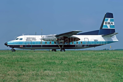 Leased from Air UK in April 1982