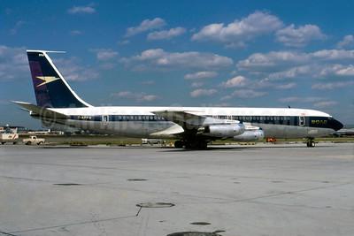 BOAC (British Overseas Airways Corporation) Boeing 707-436 G-APFH (msn 17709) JFK (Bruce Drum). Image: 102914.