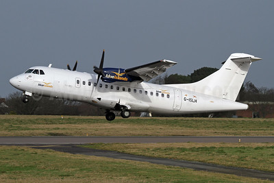 Blue Islands ATR 42-300 G-ISLH (msn 173) GCI (Nick Dean). Image: 948761.