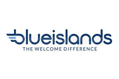 1. Blue Islands logo