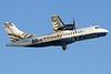 Blue Islands ATR 42-300 G-ZEBS (msn 066) LCY (SPA). Image: 927866.