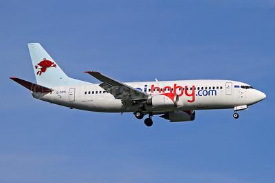 bmibaby (bmibaby.com) Boeing 737-36N G-TOYL (msn 28594) STN (Keith Burton). Image: 907591.