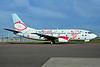 bmibaby (bmibaby.com) Boeing 737-59D G-BVKB (msn 27268) (balloons) AMS (Ton Jochems). Image: 903639.