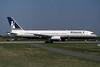 Britannia Airways Boeing 757-204 G-BYAD (msn 26963) LGW (SPA). Image: 932486.