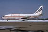 Britannia Airways Boeing 737-204 G-BKHF (msn 925505) (Rob Rindt Collection). Image: 925505.