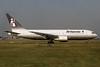 Britannia Airways Boeing 767-204 ER G-BYAA (msn 25058) LGW (SPA). Image: 932488.