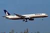 Britannia Airways Boeing 757-204 G-BYAD (msn 26963) BHX (SM Fitzwilliams Collection). Image: 910433.