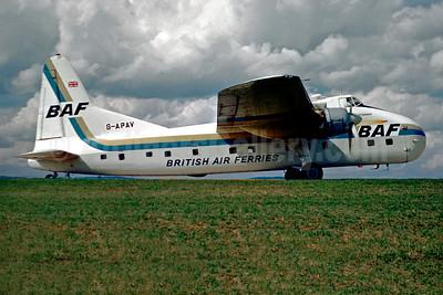 """""""Viceroy"""", last Bristol 170 built"""