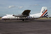 British Air Ferries-BAF Handley Page Herald 206 G-BCWE (msn 166) SEN (Richard Vandervord). Image: 919927.