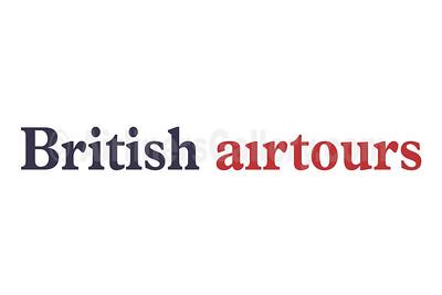 1. British Airtours logo