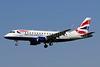 British Airways-BA CityFlyer Embraer ERJ 170-100STD G-LCYH (msn 17000302) ZRH (Paul Bannwarth). Image: 924116.