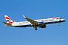 British Airways-BA CityFlyer Embraer ERJ 190-100SR G-LCYN (msn 19000392) (700th) AGP (Stefan Sjogren). Image: 906893.