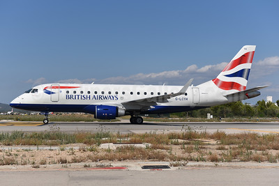 British Airways-BA CityFlyer Embraer ERJ 170-100STD G-LCYH (msn 17000302) PMI (Ton Jochems). Image: 942629.