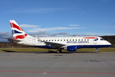 British Airways-BA CityFlyer Embraer ERJ 170-100STD G-LCYI (msn 17000305) ZRH (Rolf Wallner). Image: 906143.