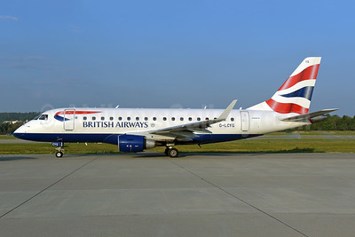 British Airways-BA CityFlyer Embraer ERJ 170-100STD G-LCYG (msn 17000300) ZRH (Rolf Wallner). Image: 943325.