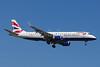 British Airways-BA CityFlyer Embraer ERJ 190-100SR G-LCYM (msn 19000351) ZRH (Paul Bannwarth). Image: 924117.