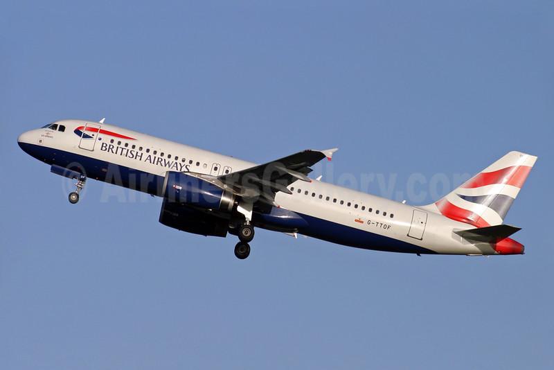 Airline Color Scheme - Introduced 1997 (British Airways)