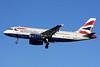 British Airways Airbus A319-131 G-EUOC (msn 1537) LHR (SPA). Image: 931159.