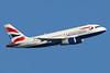 British Airways Airbus A319-131 G-DBCI (msn 2720) LHR (SPA). Image: 941554.