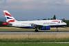 British Airways Airbus A319-131 G-EUOA (msn 1513) BSL (Paul Bannwarth). Image: 931155.