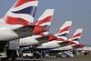 British Airways Airbus A319 Tails LHR. Image: 924692.