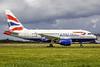 British Airways Airbus A318-112 G-EUNA (msn 4007) SNN (SM Fitzwilliams Collection). Image: 921118.