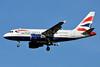British Airways Airbus A318-112 G-EUNA (msn 4007) JFK (Ken Petersen). Image: 921438.