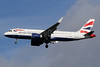 First Airbus A320neo for British Airways, delivered on April 10, 2018
