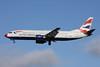 Type Retired: G-DOCX operated the last BA 737 flight on September 30, 2015