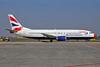 British Airways Boeing 737-436 G-DOCX (msn 25857) (red nose) BLQ (Lucio Alfieri). Image: 906212.