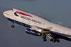 British Airways Boeing 747-436 G-BNLF (msn 24048) LHR (SPA). Image: 931119.