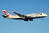British Airways Boeing 747-436 G-BYGC (msn 25823) JFK (Jay Selman). Image: 403277.