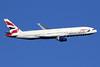 British Airways Boeing 777-236 G-ZZZC (msn 27107) LHR (SPA). Image: 935953.