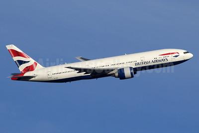 British Airways Boeing 777-236 ER G-VIIH (msn 27490) LHR (SPA). Image: 936413.