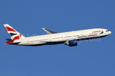 British Airways Boeing 777-236 ER G-VIIK (msn 28840) LHR (SPA). Image: 936269.