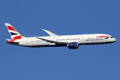 British Airways Boeing 787-9 Dreamliner G-ZBKF (msn 38622) LHR (SPA). Image: 935141.